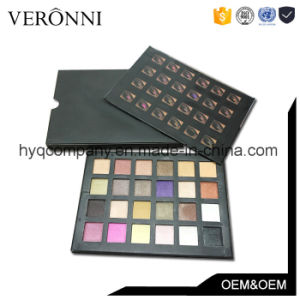 Hot-Selling Cosmetic 24 Colors Waterproof Shimmer Eyeshadow Palette pictures & photos