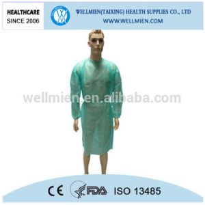 Hospital Medical Isolation Gowns Disposable pictures & photos