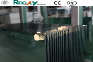 4mm Agc Glass Tempered/Toughened for Building Glass/Curtain Wall pictures & photos