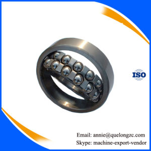30X62X16mm Self Aligning Ball Bearing 1206 Bearing pictures & photos