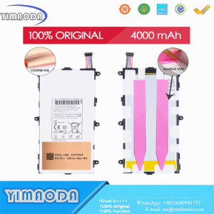 Tested T4000e 4000mAh Li-ion Polymer Tablet Battery for Samsung Galaxy Tab 3 7.0 Sm T210 T211 Sm-T211