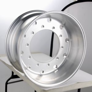 Polished Truck Trailer Alloy Wheel Rim pictures & photos