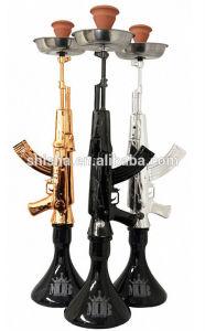 High Quality Gun Hookah New Mob Hookah Ak47 Hookah pictures & photos