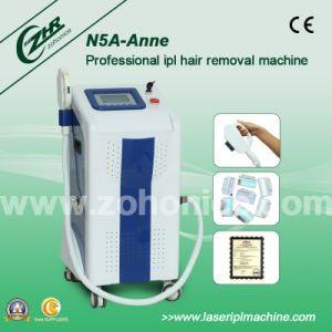 N5a Vertical IPL Skin Rejuvenation Hair Removal Beauty Machine pictures & photos
