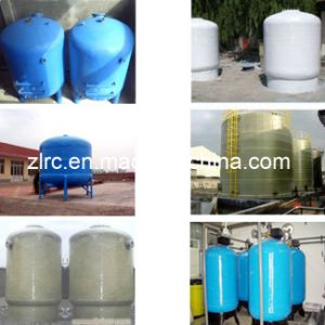 Customized FRP/GRP Carbon Filter Water Tank for Industry pictures & photos