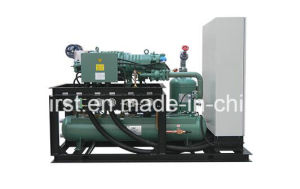 Compressor Unit for Cold Storage Refrigeration System / Cold Room pictures & photos