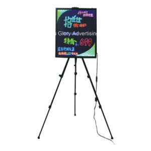 Flashing LED Writing Board with acrylic Surface for Advertising pictures & photos