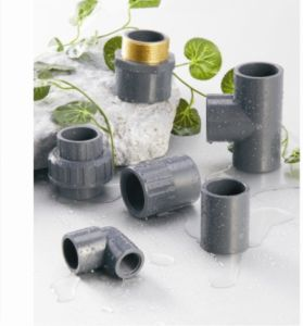 PVC Pipe Fittings for Water Supply (SCH80) pictures & photos