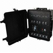 160W High-Powered Digital Man-Pack Jammer, 20 to 6, 500MHz Frequency (VIP10122)