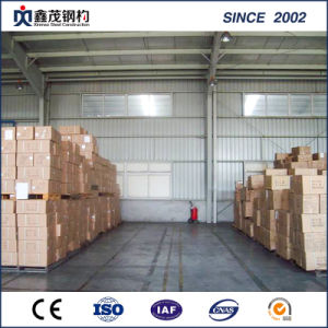 Economical Design Welded Metal Steel Construction for Warehouse pictures & photos