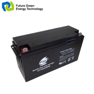 12V 120ah VRLA Lead Acid Battery for Solar Street Light pictures & photos