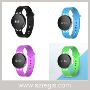 0.49 Inch OLED Smart Bracelet NFC Function Android Silicone Bracelet pictures & photos