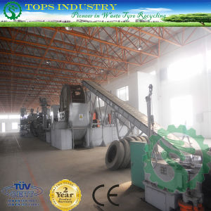 Rubber Tyre Recycling Machine pictures & photos