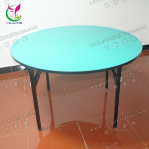Good Quality Folding Table for Hotel Yc-T01-08 pictures & photos