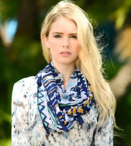 Printed Infinity Scarf Women′s Scarves & Wraps pictures & photos