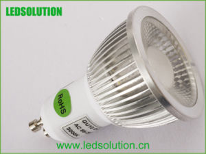Hot Sale CE RoHS 5W GU10 COB LED Spot Light pictures & photos