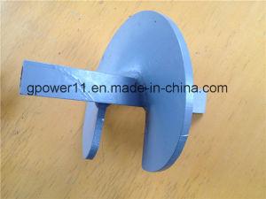 Welding Power Coating Helix Screw Shaft pictures & photos
