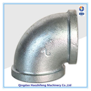 Malleable Iron Pipe Fitting, Available in 1/8 to 6 Inches pictures & photos