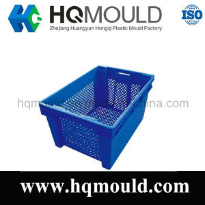 Plastic Injection Mould for Durable Bread Crate pictures & photos