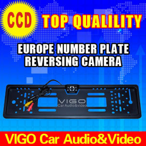 Car Rear View Camera for License Plate Camera (VCC007)