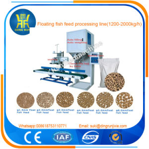 1.5 Diameter Extrusion Fish Feed Making Machine pictures & photos