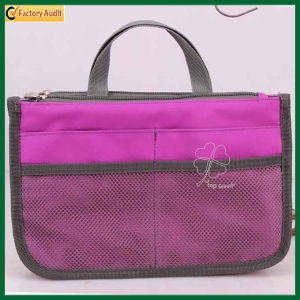Fashion Lady Polyester Cosmetic Bag (TP-COB021) pictures & photos