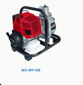 Portable 1 Inch 0.8kw 31cc Cute Gasoline Water Pump for Garden Wx-Wp10b pictures & photos