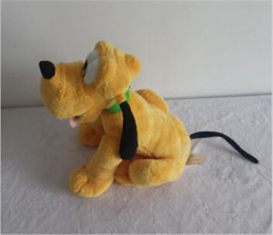 High Quality Plush and Stuffed Dog Toy for Disney
