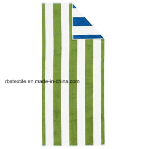 Wholesale Qualified Stripe Bath Towel pictures & photos