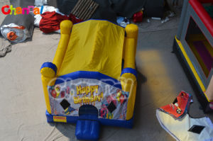 Inflatable Bouncer/Kids Air Trampoline Chb396 pictures & photos