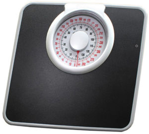 Mechanical Bathroom Scale with Circle Decoration (LB8919B) pictures & photos