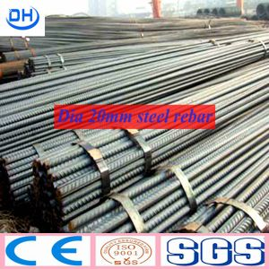 High Tensile HRB335 Reforcing Steel Rebar in China pictures & photos
