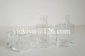 18ml Round Glass Bottles, Glass Nail Polish Bottles pictures & photos