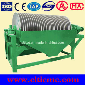 High Quality 10-280 Tph Magnetic Drum Separator pictures & photos