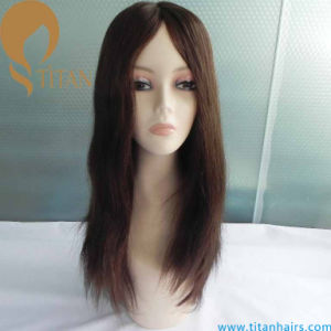 Virgin Brazilian Human Hair Jewish Wig Full Lace Wig pictures & photos