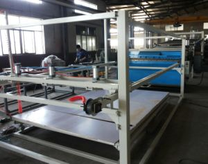 Turn-Key Project! HDPE/PE Water Drainage Sheet Making Machine with CE pictures & photos