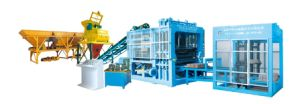 Professional Block Making Plant QTY9-18