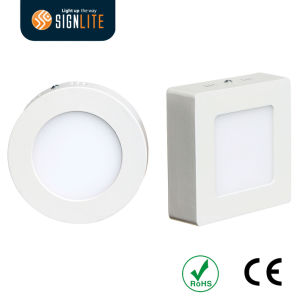 Square/Round Surface Mounted 18W/24W LED Panel / LED Downlight / LED Downlight Panel pictures & photos
