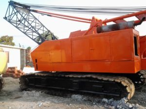 Used Hitachi Cralwer Crane (KH150) pictures & photos