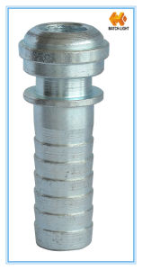 China Manufacturing Carbon Steel Ground Joint Coupling-Hose Stem Only pictures & photos