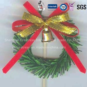 Mini Wreath for Christmas Cake Decoration pictures & photos