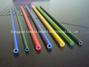 Good Installation Fiberglass Tube, FRP/GRP Stake, FRP Pole/Pipe pictures & photos