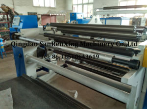 Rotary Bar Automatic Adhesive UV Coating Machine for Sticker pictures & photos
