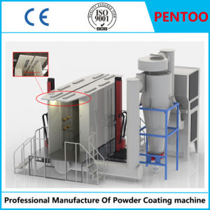Powder Painting Booth for Aluminum Window and Door pictures & photos