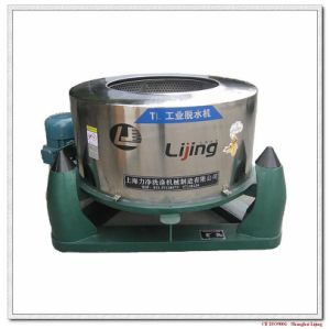 Industrial Washer Hydro-Extractor Machine (TL-100) pictures & photos