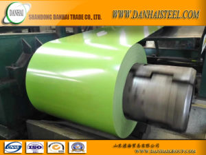 China Cheap PPGI Painted Steel Coil Building Materials