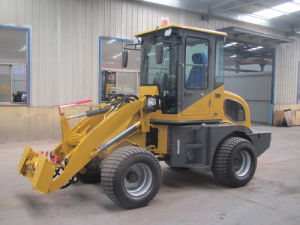 1.2ton 912 Mini Small Front End Backhoe Wheel Loaders pictures & photos