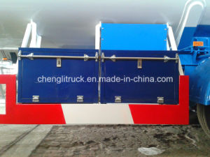 3 Axle 56cbm Heavy Duty LPG Truck LPG Tank Trailer pictures & photos