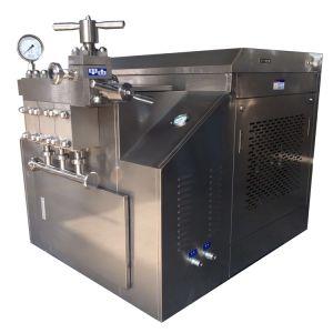 High Pressure 120MPa Yeast Homogenizer pictures & photos