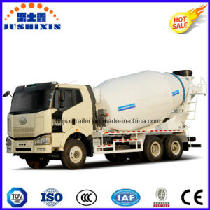 12 Cbm 6*4 Mobile Concrete Mixer 380 HP pictures & photos